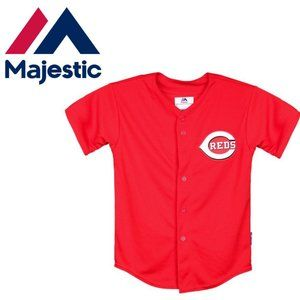 Majestic Athletic Reds Jersey - XL
